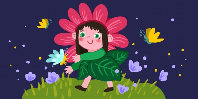 Загадки для детей 4–5 лет про деревья и травы