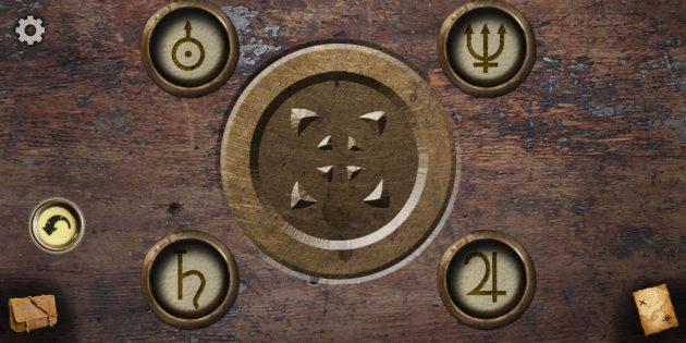 Головоломка в бесплатном квесте The Hunt for the Lost Treasure в Google Play