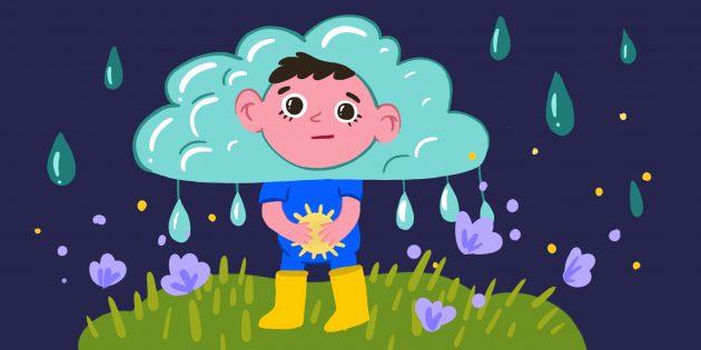 Загадки для детей 4–5 лет про природные явления