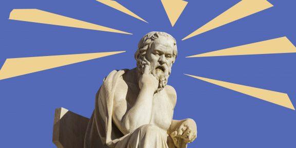 Подкаст Лайфхакера: 5 вещей, которым можно поучиться у философов-киников