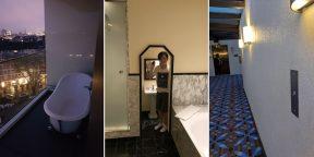 28 фото из отелей, удивляющих сервисом, шутками и очень полезными вещами