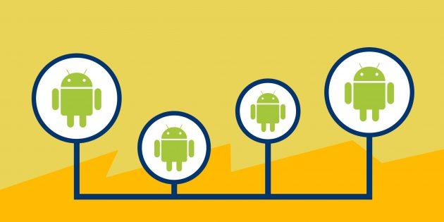 6 причин пользоваться профилями на Android
