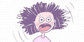20 жизненных комиксов о тревожности, давлении общества и принятии себя
