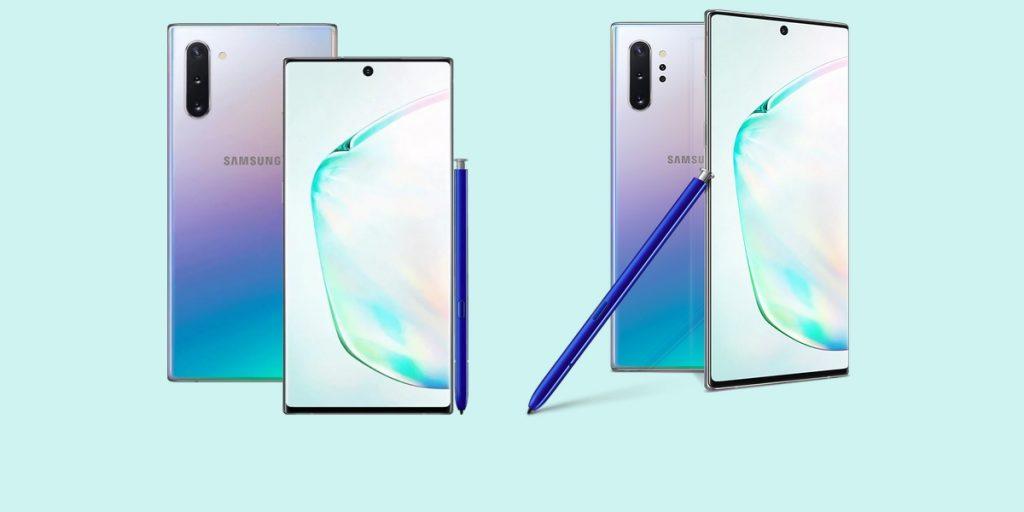 Samsung представила два Galaxy Note10 и Note10+ - Лайфхакер