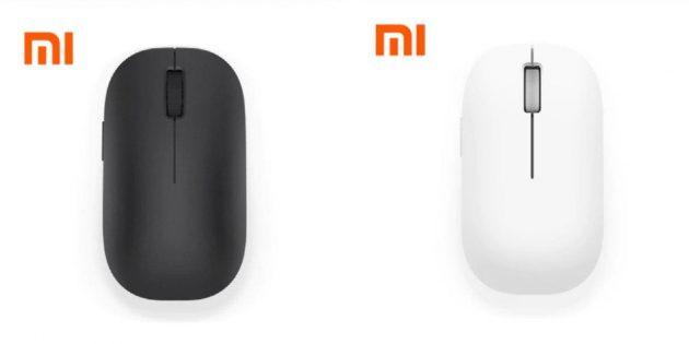 Беспроводная мышь от Xiaomi
