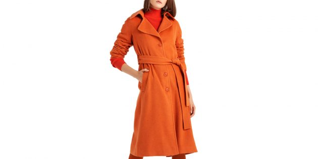 Пальто от BGN