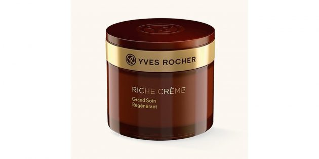 Восстанавливающий крем от Yves Rocher