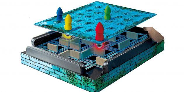 Развивающие игры для детей 6 и 7лет: магический лабиринт
