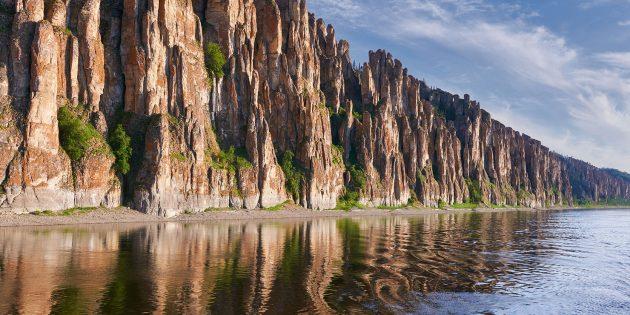 Достопримечательности России: Хангаласский улус (Саха)