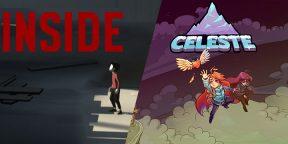 Epic Games раздаёт Inside от создателей Limbo и трогательный платформер Celeste
