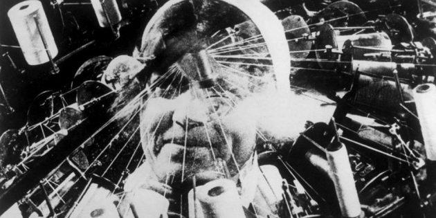 Советские фильмы: «Человек с киноаппаратом»