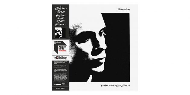 Brian Eno — Before And After Science