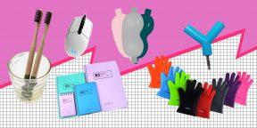Находки AliExpress для женщин: коврик для котов, электрический ластик, фитолампа