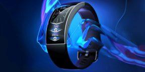 Huami анонсировала умные часы Amazfit X с изогнутым дисплеем