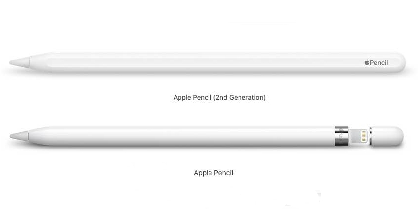 стилусы Apple Pencil