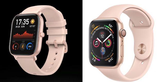 часы как Apple Watch