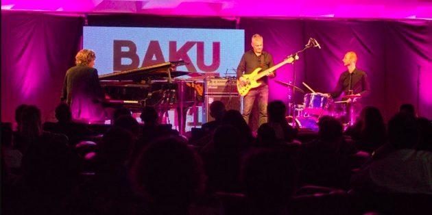 Отдых в Азербайджане: джаз в Баку