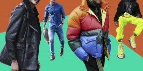 Что носить мужчинам этой осенью и зимой, чтобы выглядеть модно