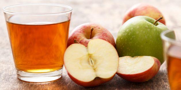 Как заготовить яблочный сок на зиму с помощью соковарки