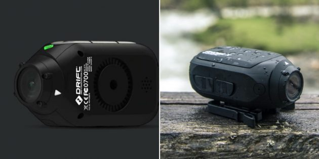 Экшен-камера Ghost X