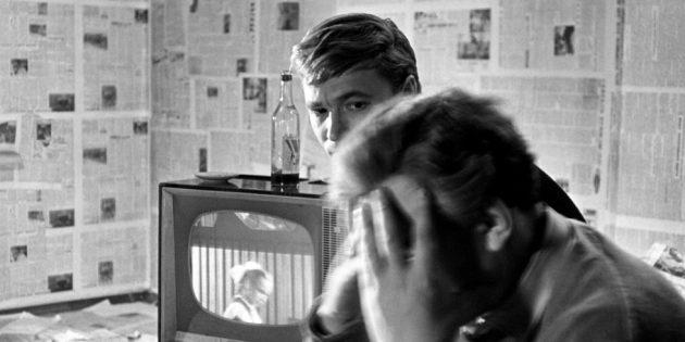 Советские фильмы: «Застава Ильича»