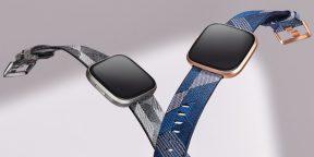 Fitbit представила умные часы Versa 2 с NFC и Spotify