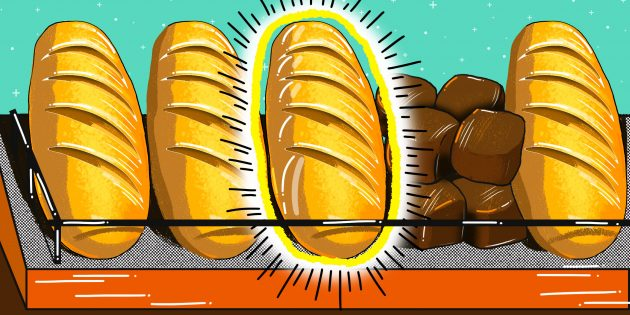 Почему хлеб нужно есть каждый день