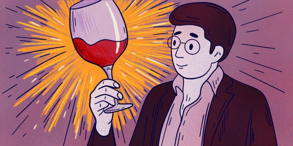 Небольшой тест для любителей вина  #Aliantavin