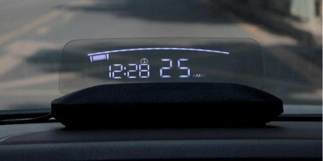 Автомобильный HUD-проектор