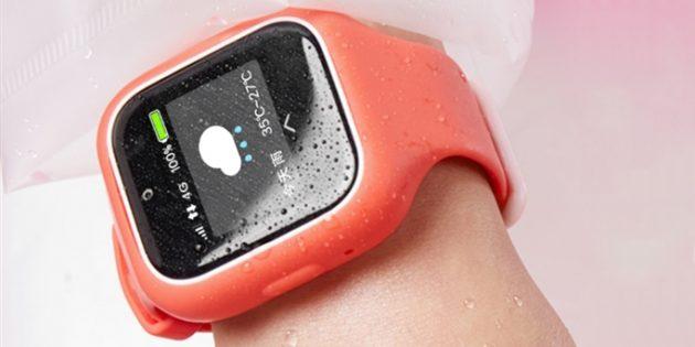 Xiaomi выпустила детские смарт-часы с LTE
