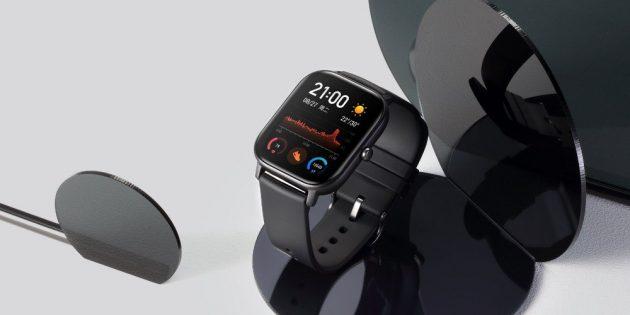 Huami выпустила часы Amazfit GTS в стиле Apple Watch
