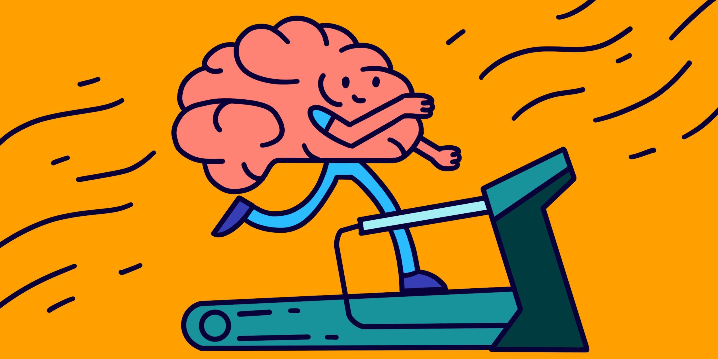 Концентрация внимания повысится, если тренировать мозг