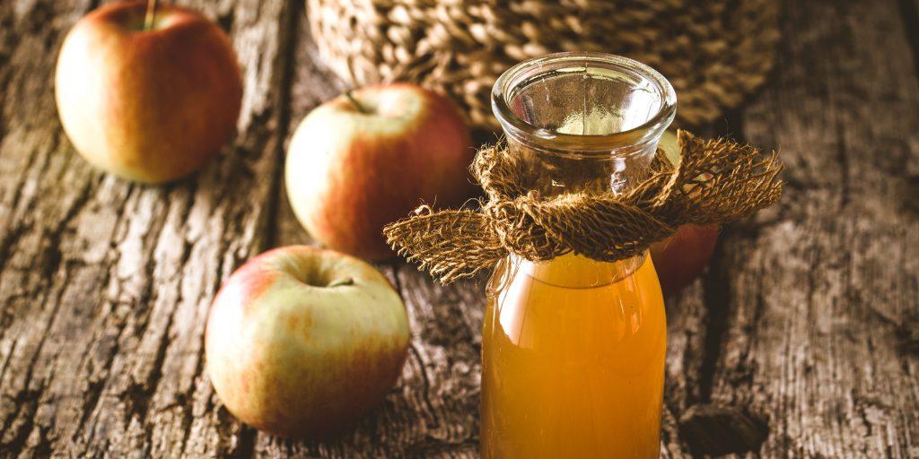 Сидр из резаных яблок в домашних условиях