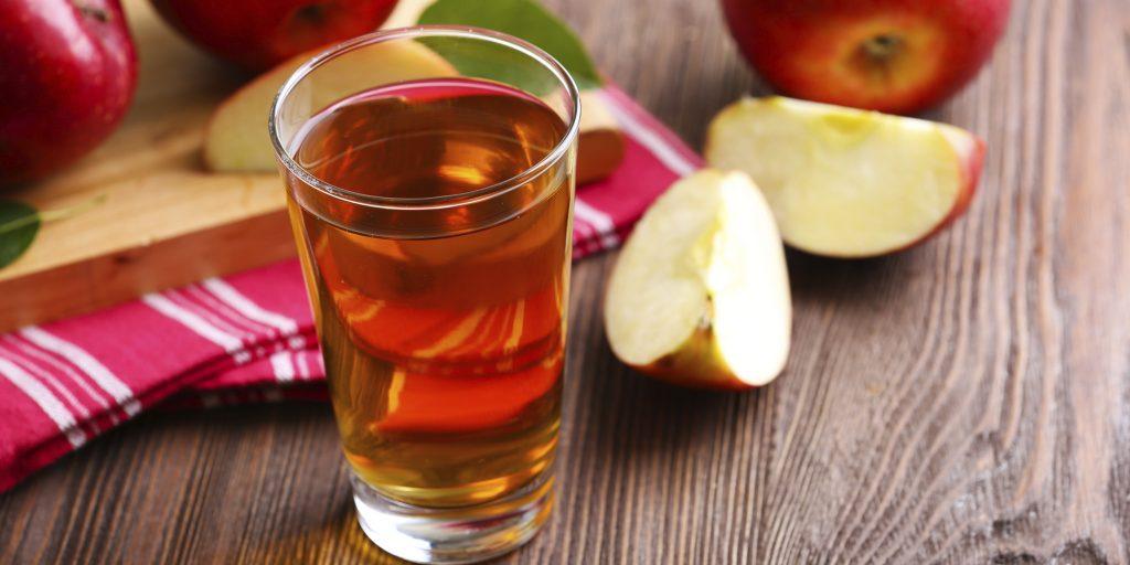 Как изготовить яблочный сок в домашних условиях