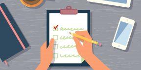 Как выполнить большой проект с помощью списков дел