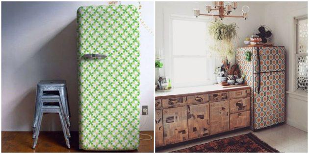 Украсьте холодильник