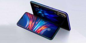 Обзор Vivo V17 Neo —безрамочника с NFC за 20 тысяч рублей