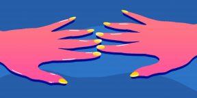 Почему ногти жёлтые и как вернуть им здоровый цвет