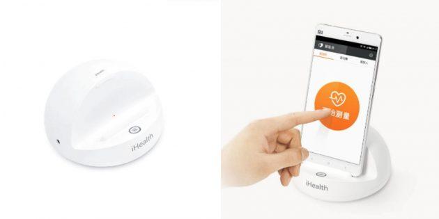 Bluetooth-тонометр от Xiaomi