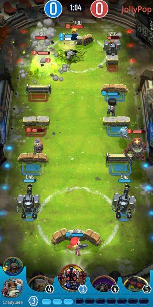 Бесплатная мобильная игра по Gears of War