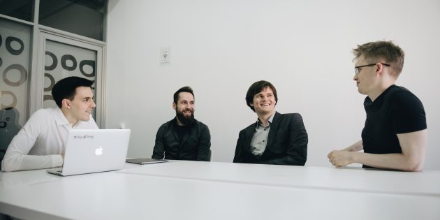 Основатели онлайн-школы Skyeng
