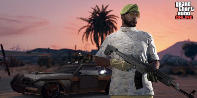 самые дорогие игры: GTA V