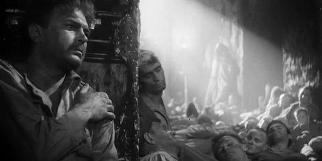 Советское кино: «Судьба человека»
