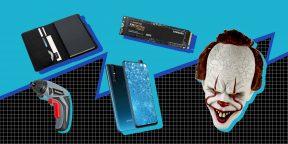 Всё для мужика: USB-концентратор, электрическая отвёртка и Wi-Fi-репитер