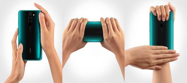 Redmi опубликовала официальные рендеры Note 8 Pro и рассказала о характеристиках