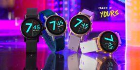 Misfit представила Vapor X – тонкие и лёгкие умные часы с Google Pay и GPS