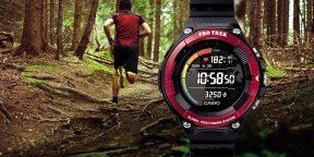 Casio выпустила новые защищённые часы PRO TREK Smart с Wear OS
