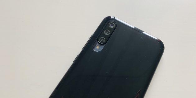 Xiaomi Mi A3: чехол