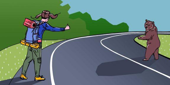 10 правил автостопа, которые помогут вам выжить в путешествии