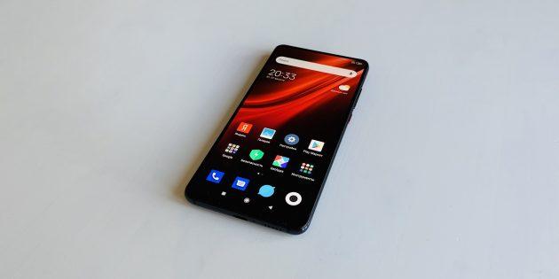 Xiaomi Mi 9T Pro: экран